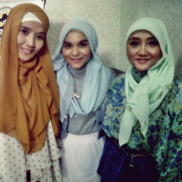 Halal Bihalal Hijabers Community Bandung